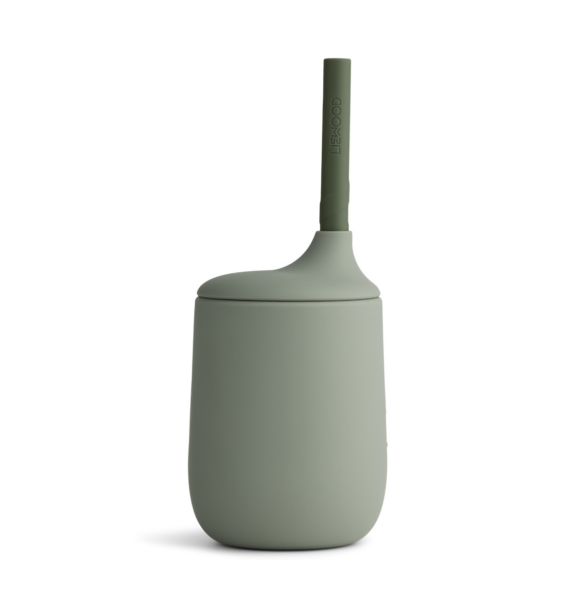 Ellis sippy cup faune green/hunter green-1