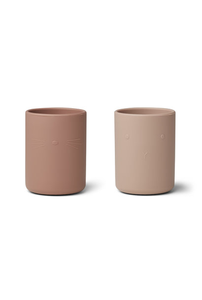 Ethan cup rose mix - 2 pack