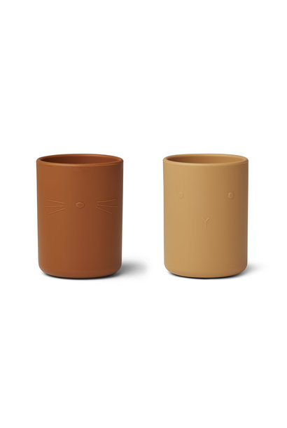 Ethan cup yellow mix - 2 pack