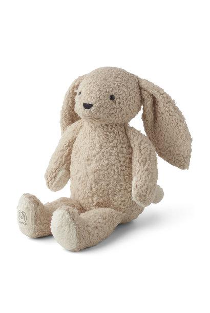 Fifi the rabbit pale grey