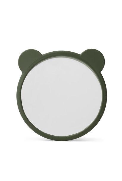 Heidi mirror hunter green