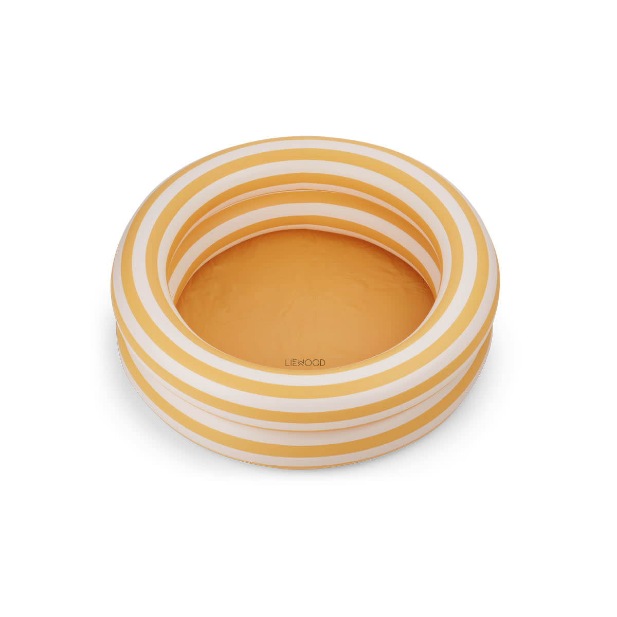 Leonore pool stripe yellow mellow-1