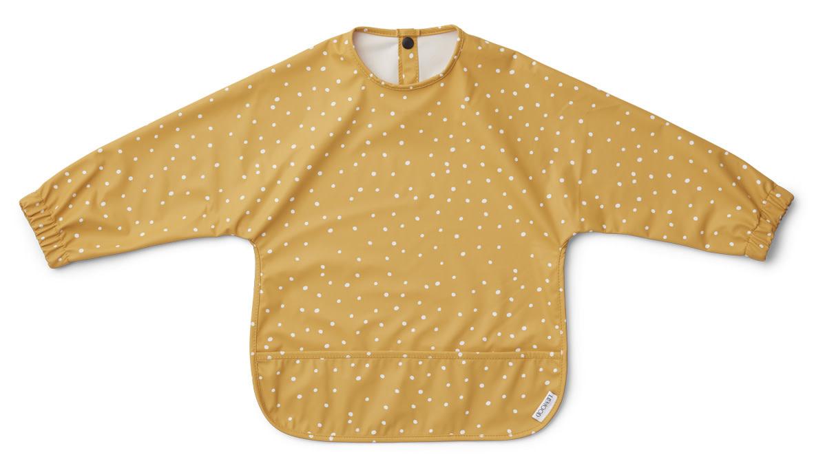 Merle cape bib confetti yellow mellow-1