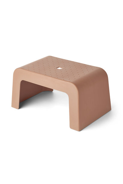 Ulla step stool terracotta
