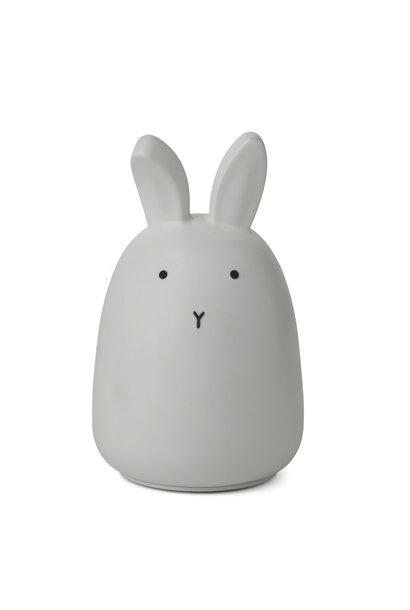 Winston night light rabbit dumbo grey