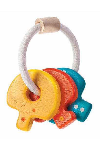 Baby sleutels rammelaar