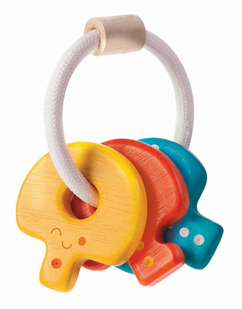 Baby sleutels rammelaar-1