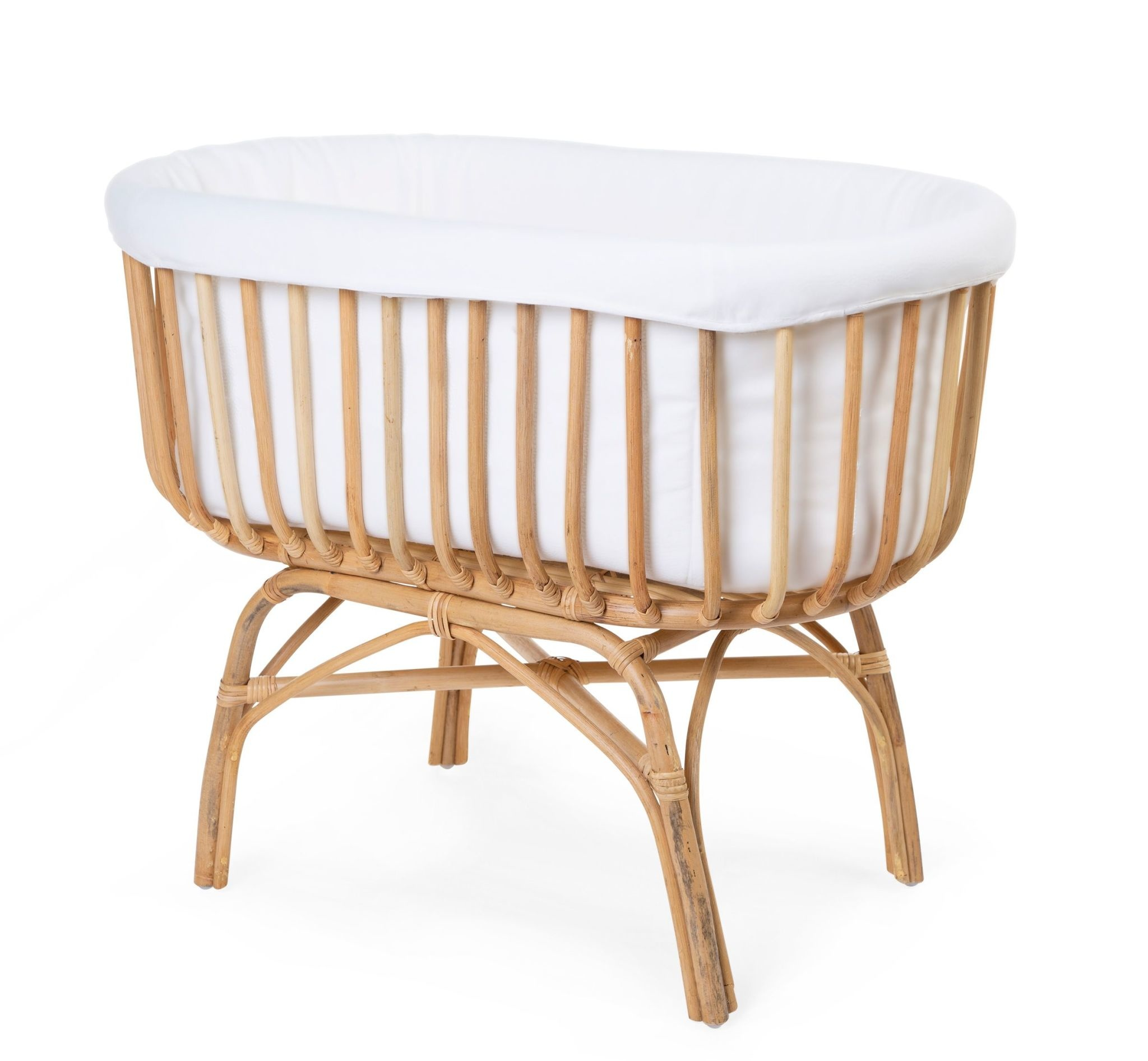 Rattan cradle cover jersey off-white-1