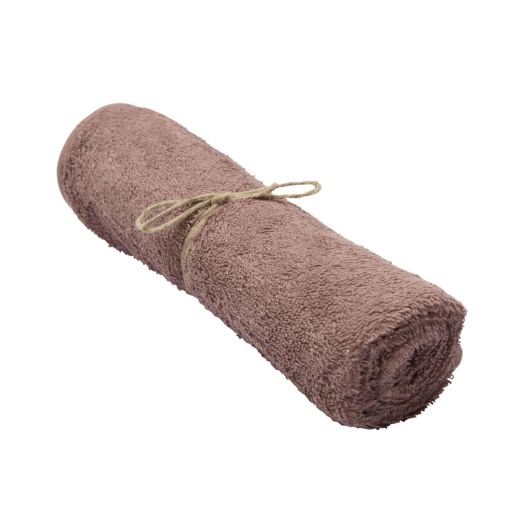 Handdoek mellow mauve-1
