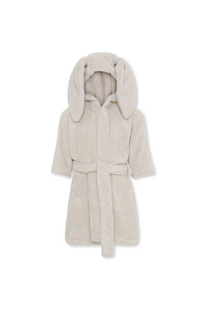 Kids terry bathrobe nature