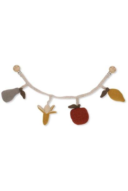 Fruit pram chain