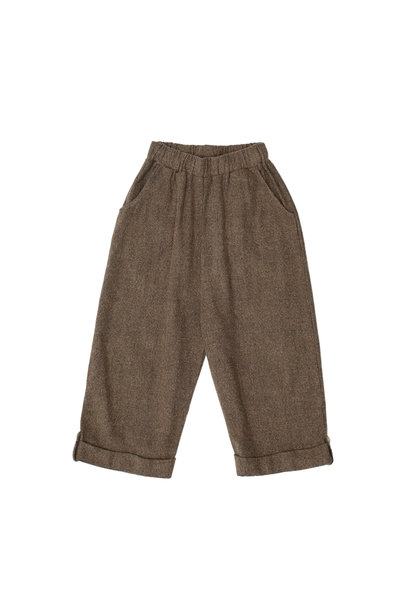 Culotte trousers brown