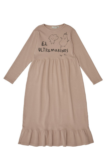 El ultramarinos dress pink