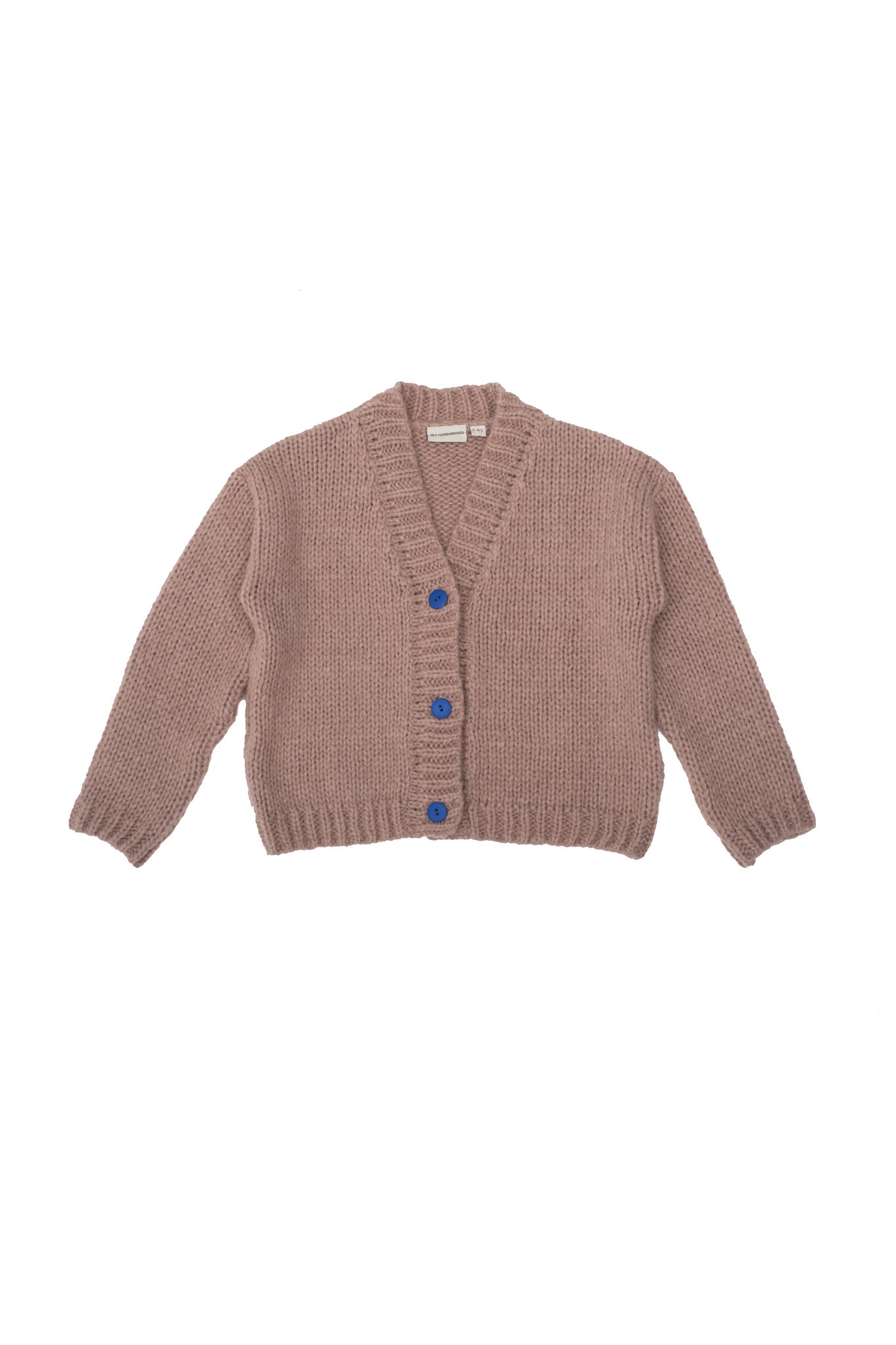 Knitted jacquet pink-1