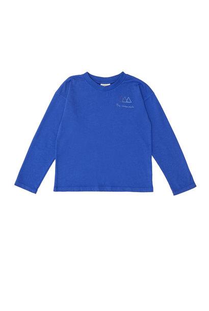 Logo tshirt blue