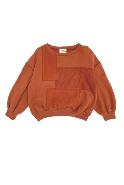 Sweater baby rust