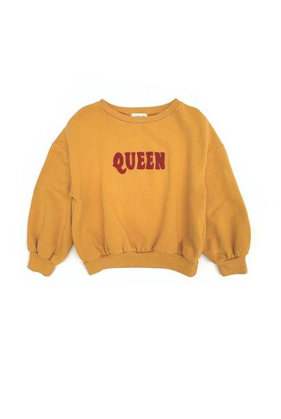 Sweater golden yellow