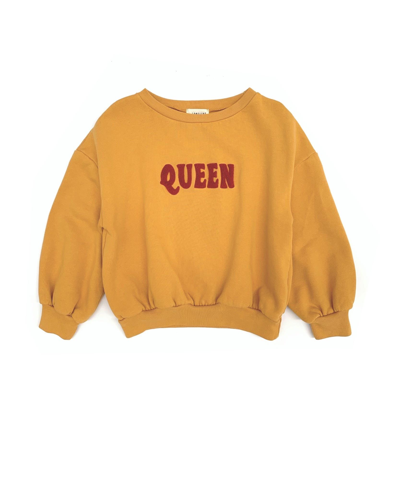 Sweater golden yellow-1