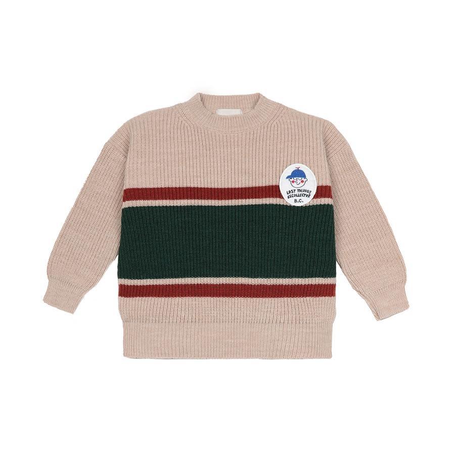 Boy patch jumper teens-1