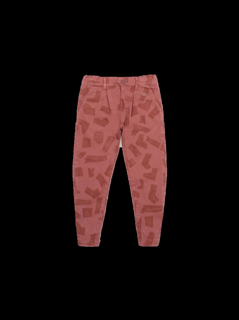 Shades all over chino pants-1