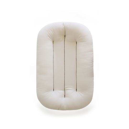 Snuggle Me Organic lounger natural-1