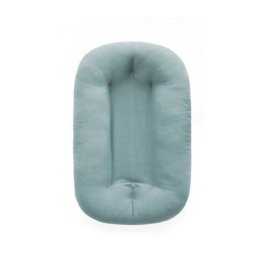 Snuggle Me Organic lounger slate-1