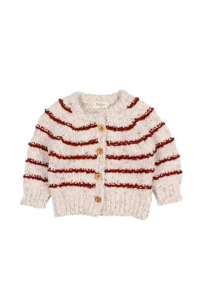 Moby jacket stripes