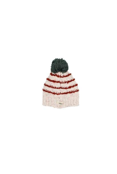 Tibet baby knit hat