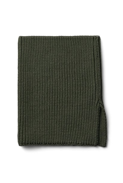 Mathias neck warmer hunter green