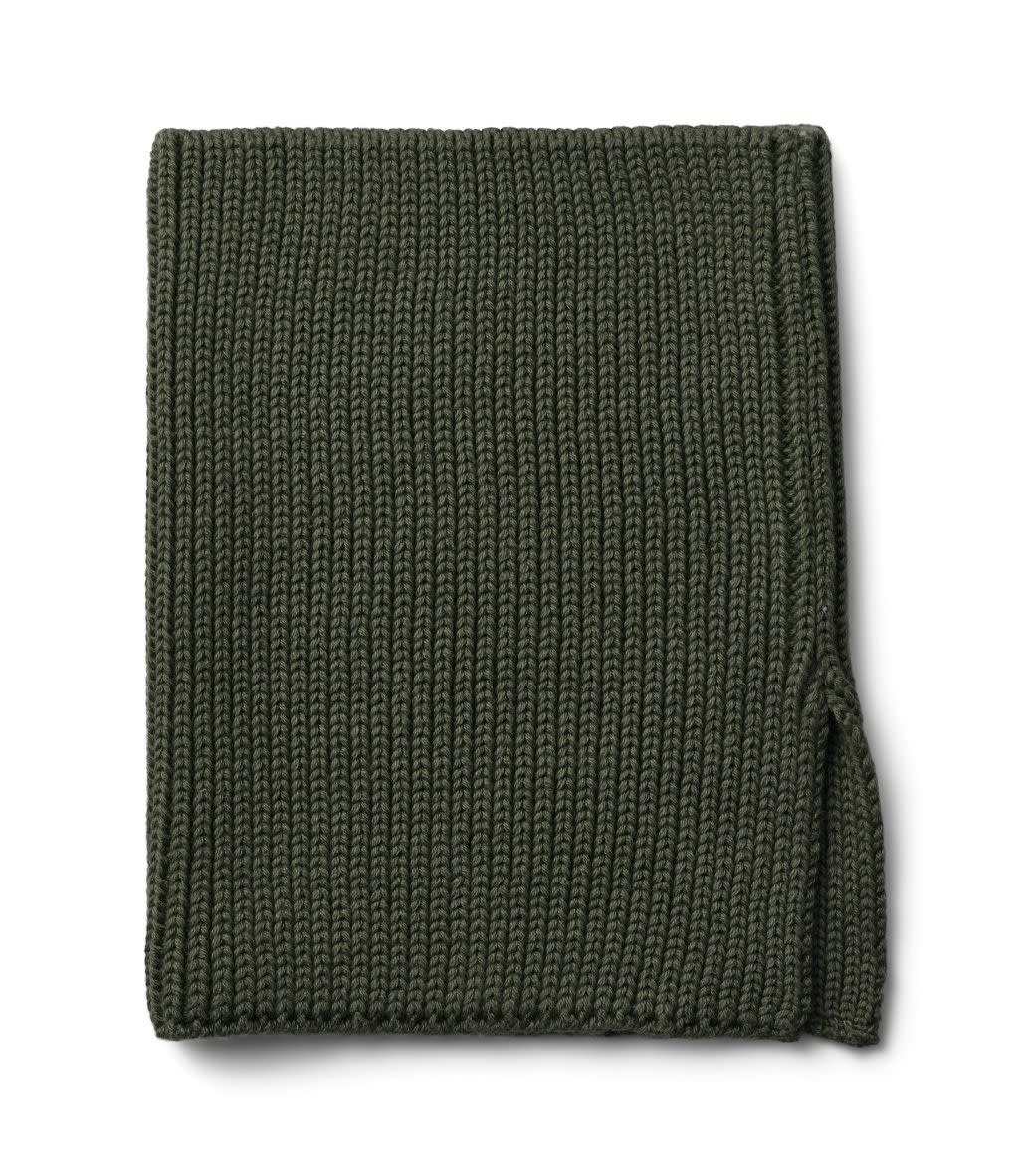 Mathias neck warmer hunter green-1