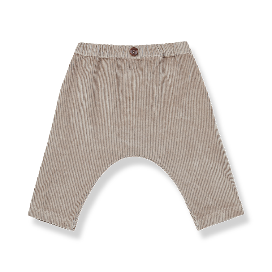 Molina baggy pants rose-1