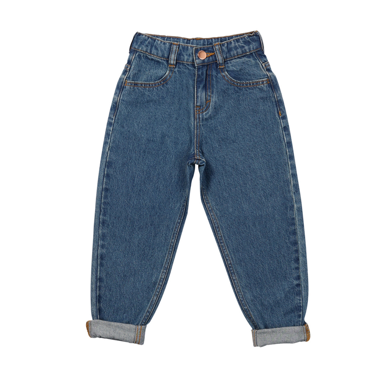 Jeans baggy bull baby-1