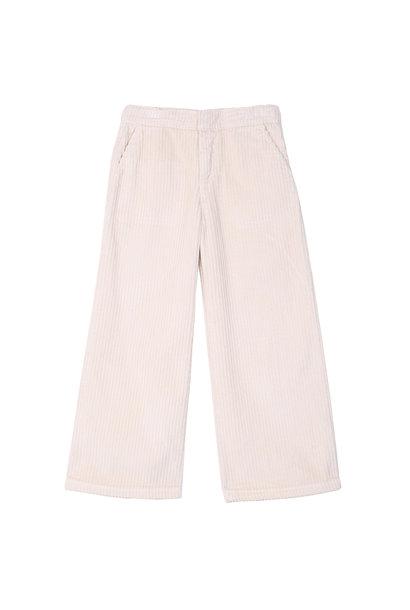 Trousers ecru