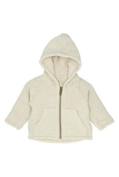 Jamal almond jacket