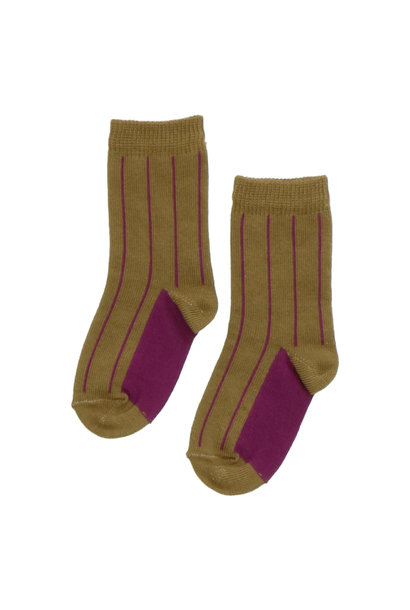 Sam bronze socks kids