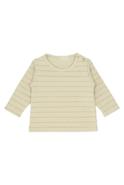 Teun almond t-shirt
