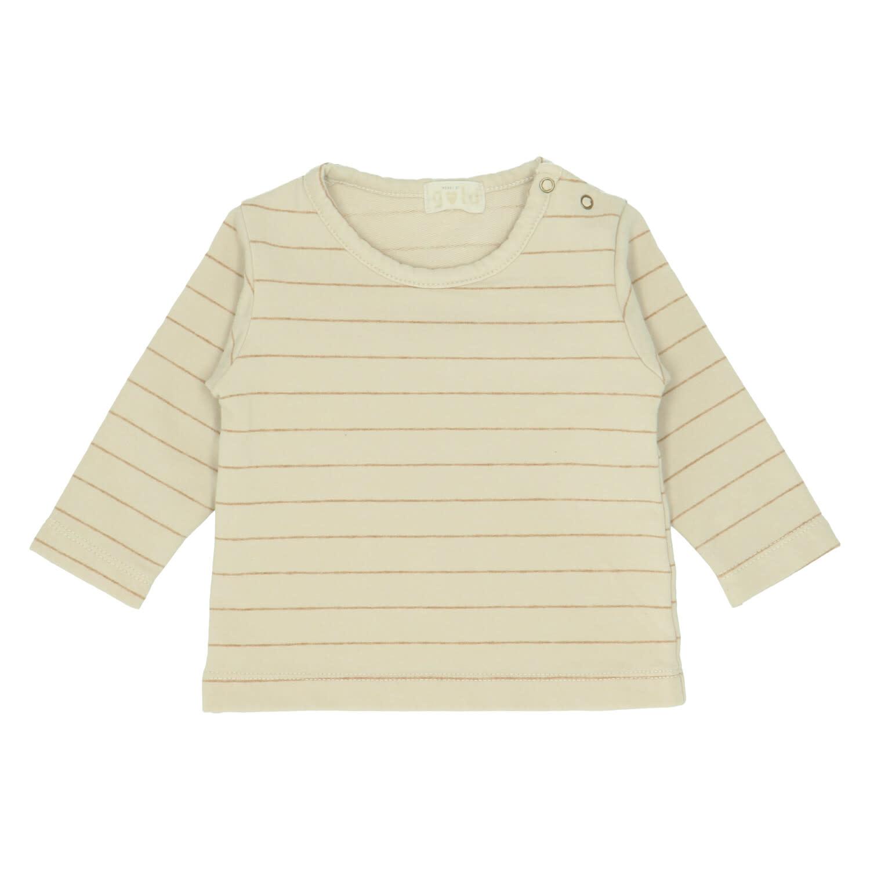 Teun almond t-shirt-1