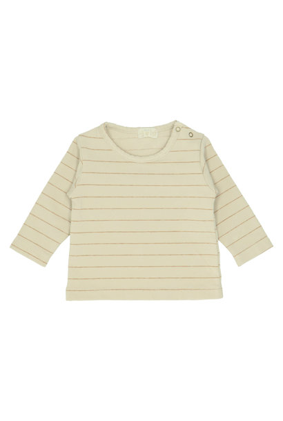 Teun almond t-shirt kids