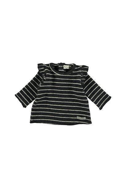 Jersey baby premium stars dark grey