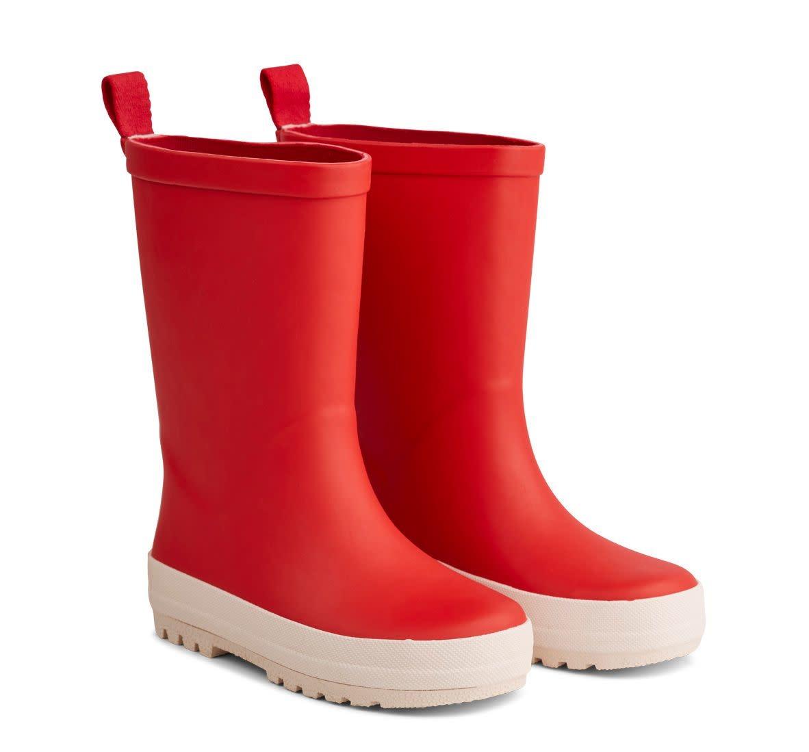 River rain boot apple red-2