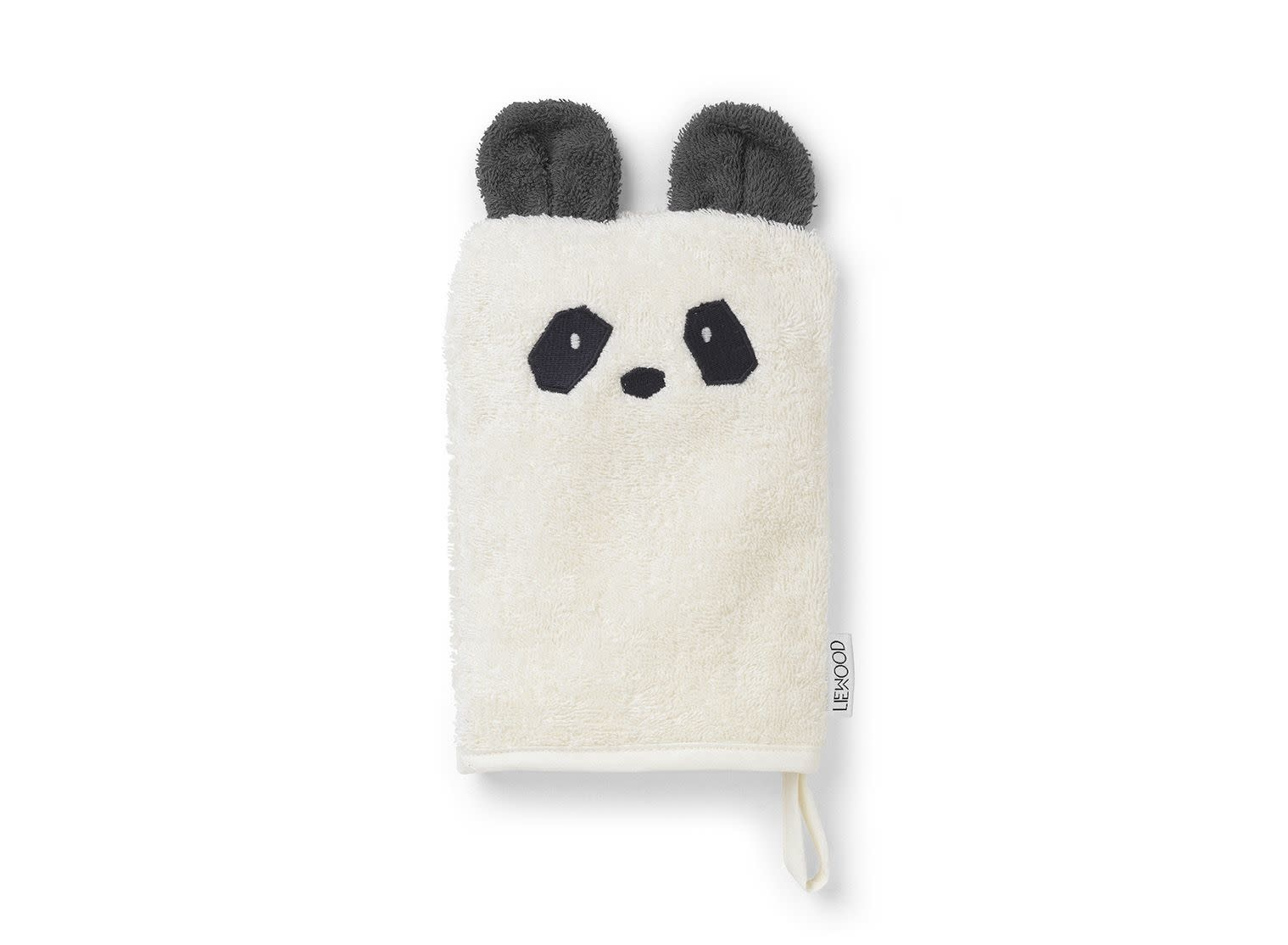 Sylvester wash cloth panda-1