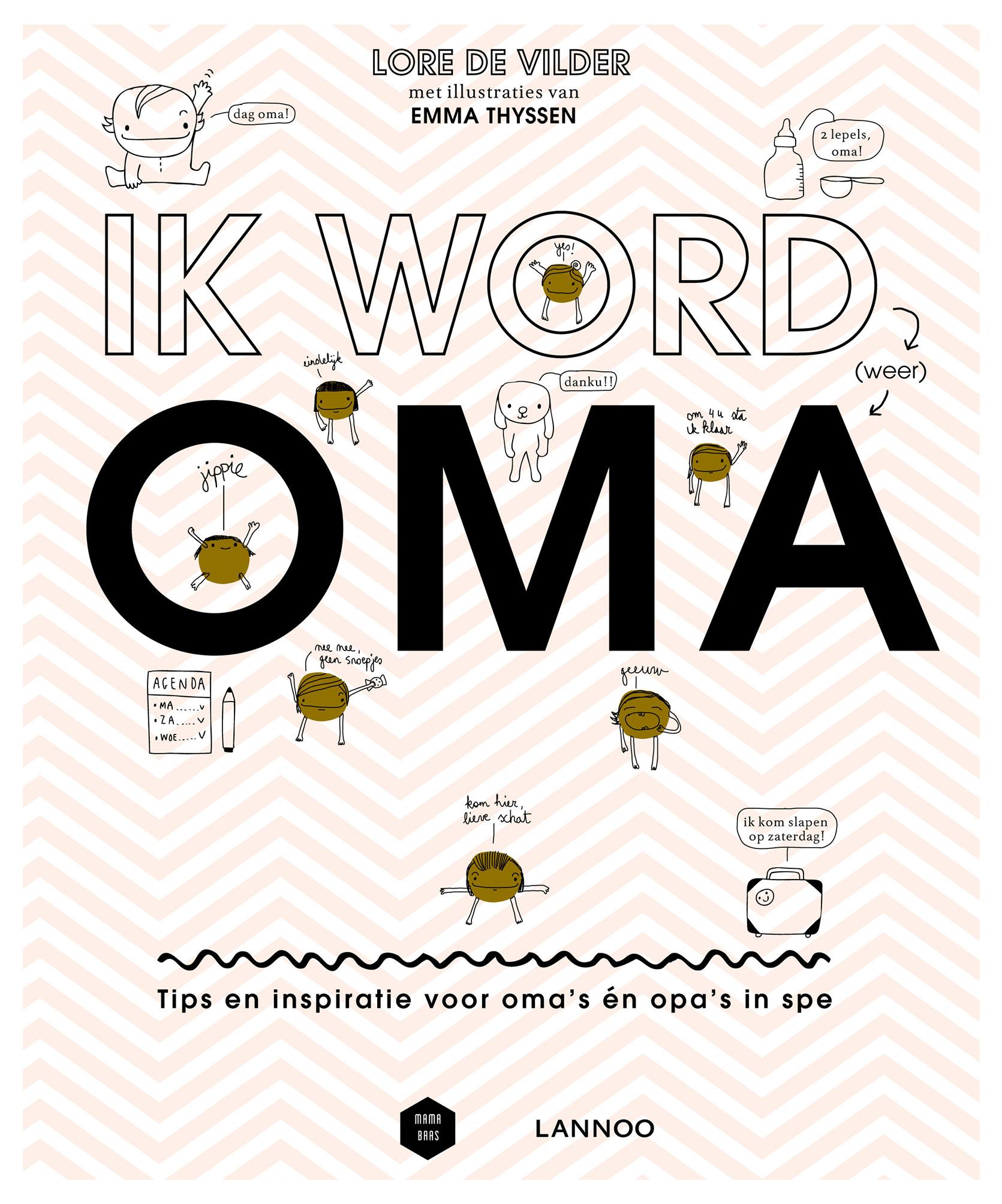 Ik word (weer) oma-1