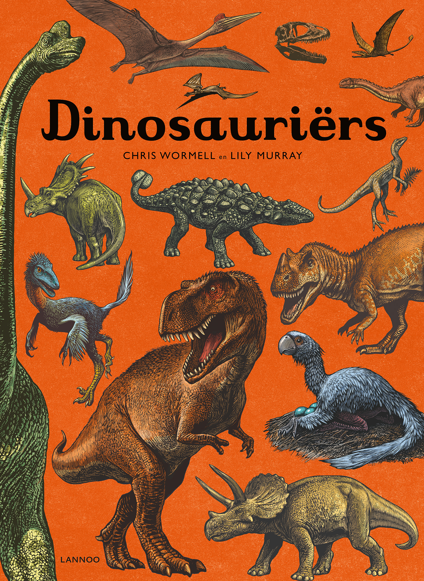 Dinosauriërs-1