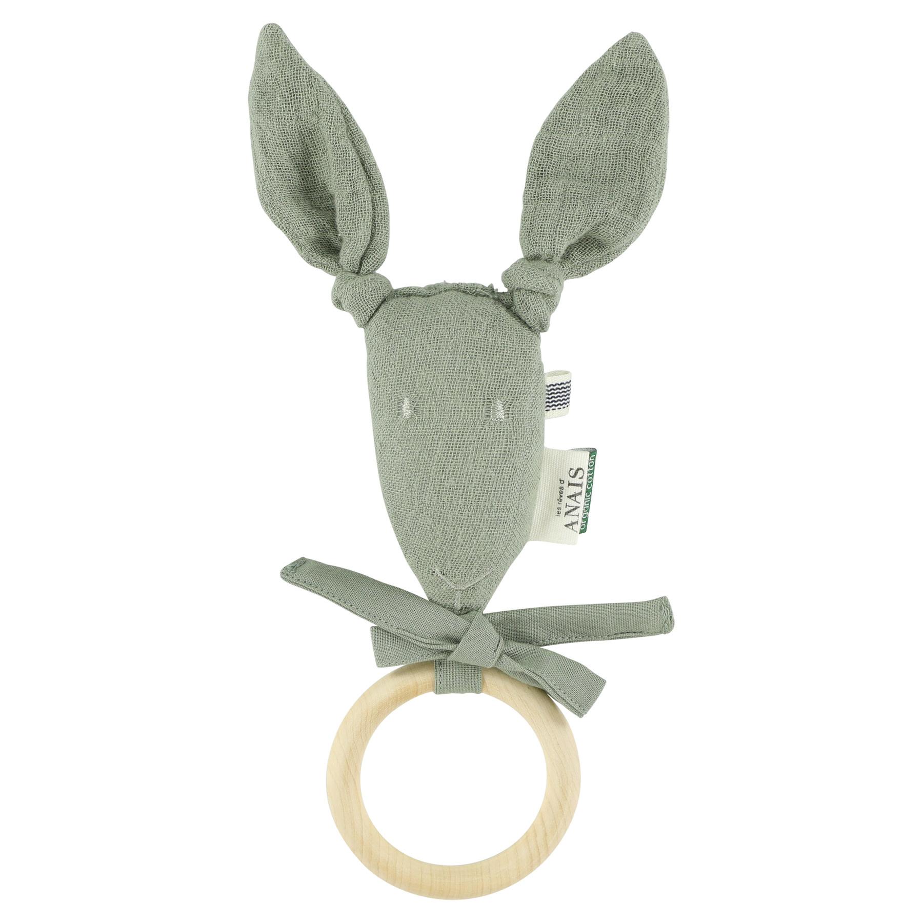 Bijtring kangoeroe bliss olive-1