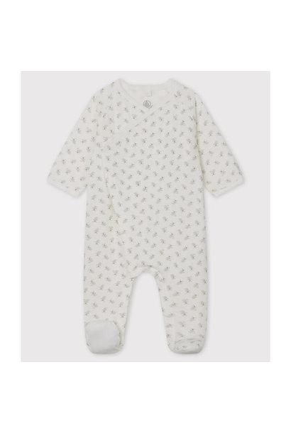 Dors bien pyjama met voetjes bunnies