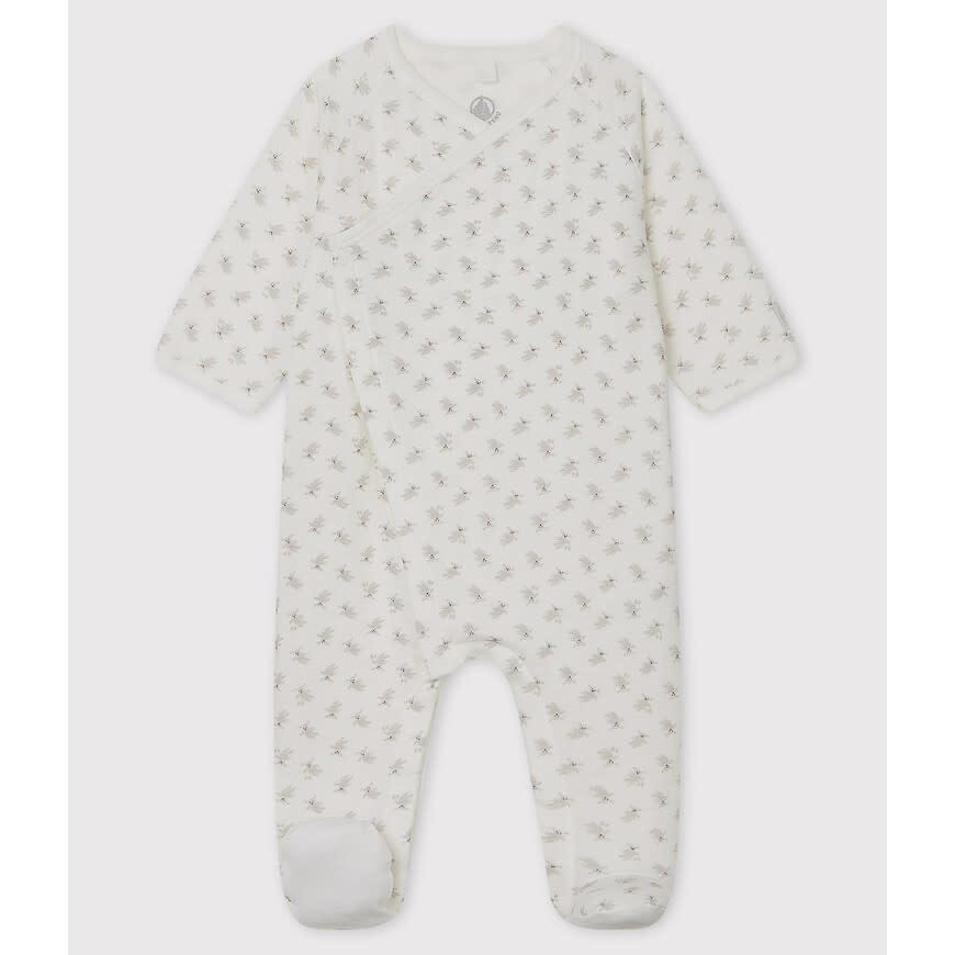 Dors bien pyjama met voetjes bunnies-1