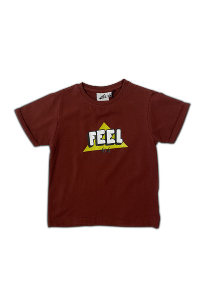 Feel big t-shirt