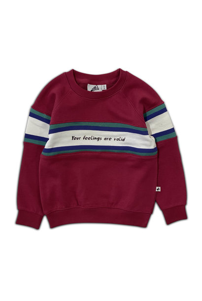 Your feelings are valid sweater