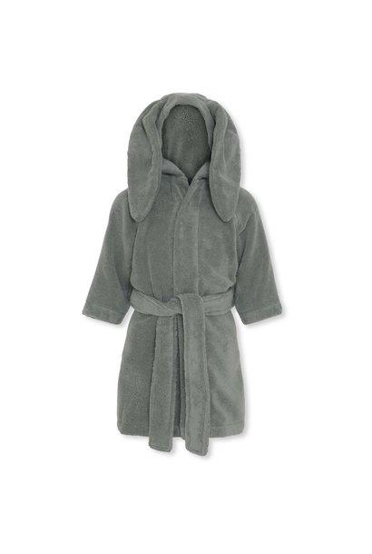 Kids terry bathrobe storm grey