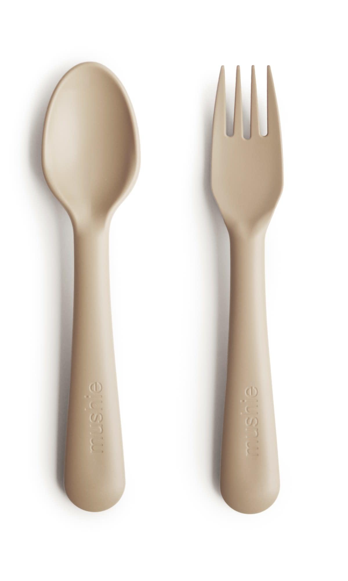 Fork & spoon vanilla-1